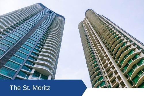 Apartemen St Moritz
