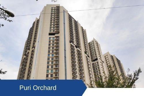 Foto Apartemen Puri Orchard