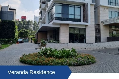 Foto Apartemen Veranda Residence