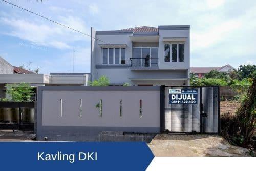 Rumah Dijual Kavling DKI