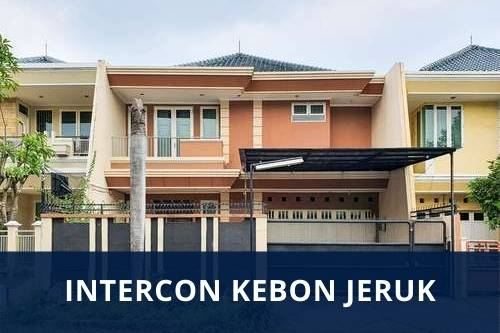 Foto Perumahan Intercon Kebon Jeruk